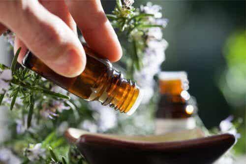 Ätherische Öle gegen Angst
