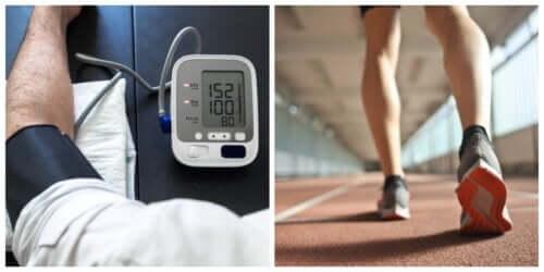 5 sportliche Aktivitäten für Bluthochdruckpatienten