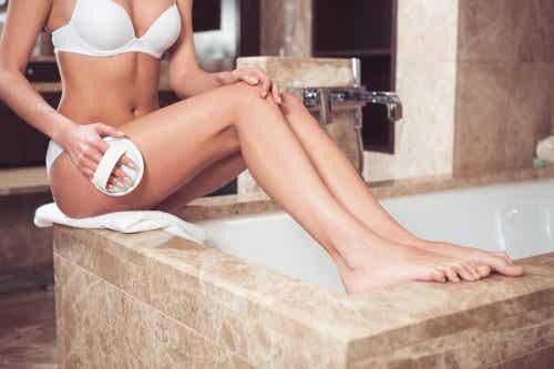Straffe Haut ohne Cellulite! 11 Tipps