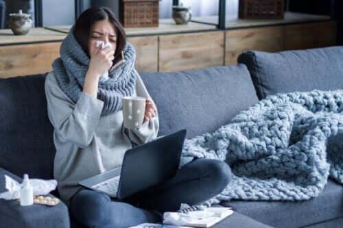 Warum treten Grippewellen im Winter auf?