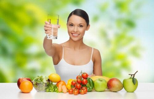 Was hilft gegen Dehydratation? Interessante Ernährungstipps
