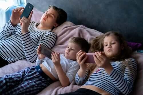 Wissenswertes über Kinder und Medienkonsum