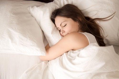 Gute Schlafqualität, um den Umgang mit Depressionen zu erleichtern