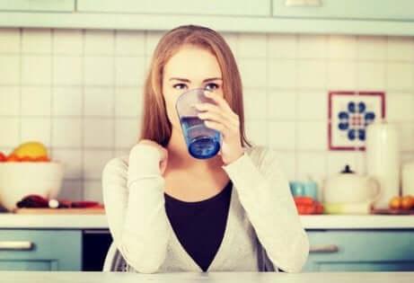 Dehydratation vermeiden