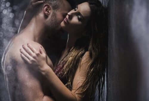 erotische Beziehung