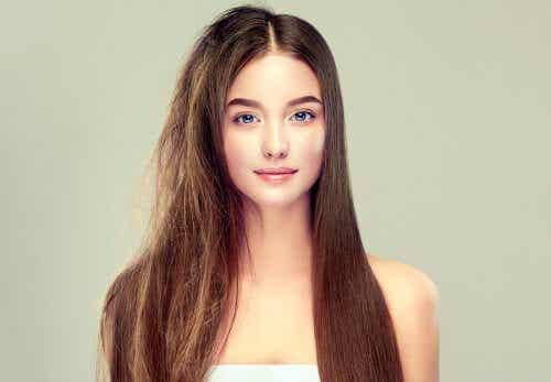 Das Geheimnis seidig glänzender Haare