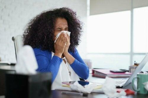 Grippewellen wiederholen sich jedes Jahr