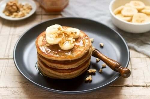 2 Rezepte: Proteinreiche Pfannkuchen, die viel Energie liefern