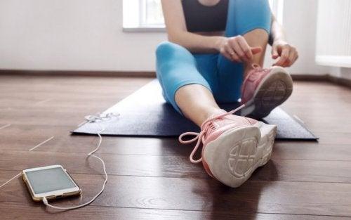 Regelmäßige sportliche Betätigung zum besseren Umgang mit Depressionen