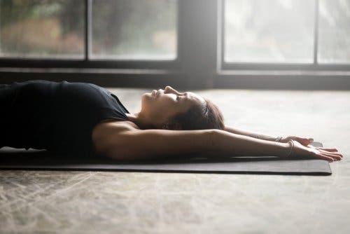 Physische Übungen gegen Panikattacken