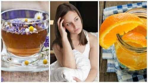 Deine Nerven beruhigen und gut schlafen mit diesen 5 Heilmitteln