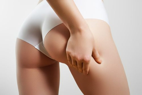 Gesäßmuskeln - Frau