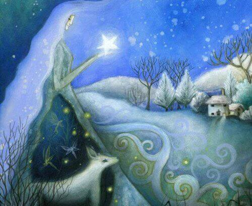 geliebte Menschen - Wintertraum