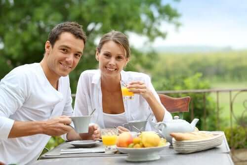 Metabolismus - Frühstück