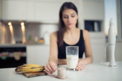 Bananen für Sportler: Wichtige Kohlenhydrate