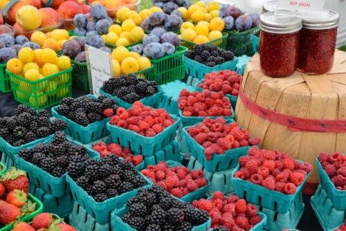 Nachhaltige Ernährung: Obst darf nicht fehlen!