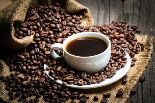 Fettabbau mit Koffein