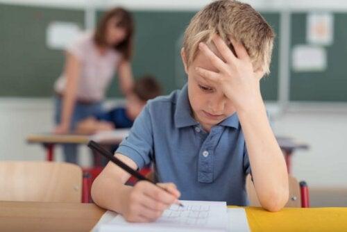 Migräne in der Kindheit