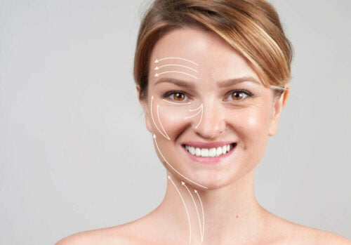 Kollagenpeptide für straffe Haut