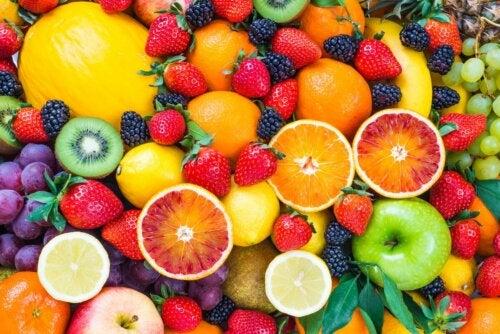 Nachspeisen mit Obst