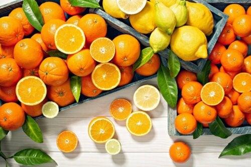 kein Vitamindefizit durch Zitrusfrüchte