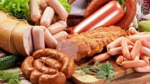 Fleisch - Wurst
