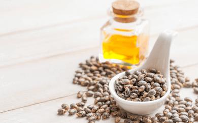 Rizinusöl für schnelleres Haarwachstum