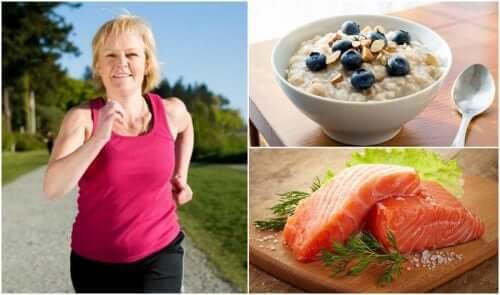 7 Tipps gegen die Gewichtszunahme in der Menopause