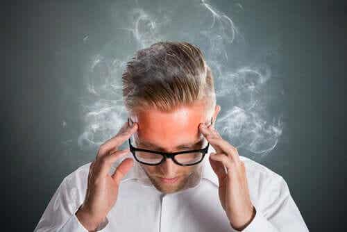Täglicher Stress kann Depression verursachen