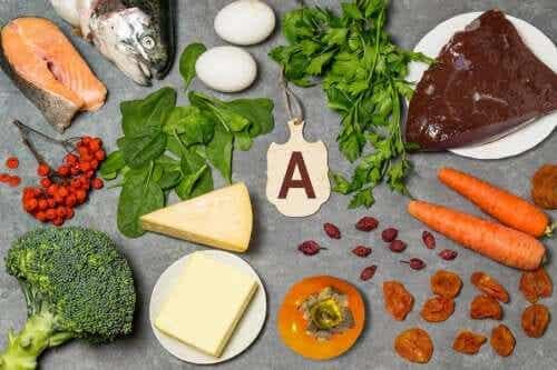 Vitamin-A-Mangel und mögliche Risiken