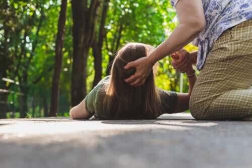 Epileptischer Anfall: Was tun?