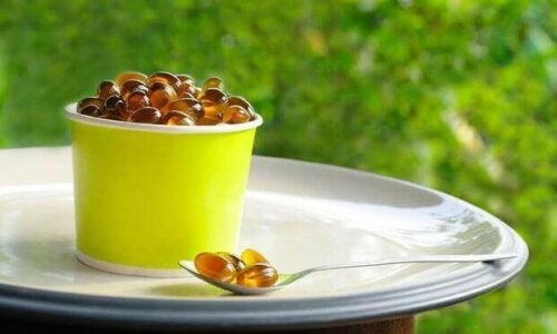 Lecithin als Nahrungsergänzungsmittel