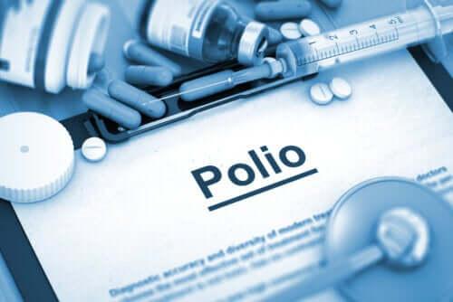 Poliomyelitis: Welche Arten von Kinderlähmung gibt es?