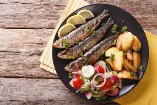 Sardinen: 3 wichtige gesundheitsfördernde Eigenschaften