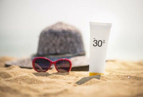Sonnenerythem vermeiden