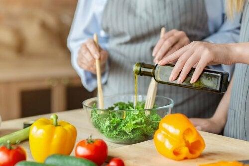 Vitamin-A-Mangel durch Gemüse und Obst verhindern