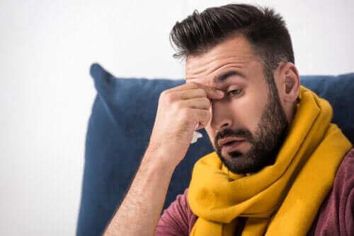 Hypertrophie der Nasenmuschel: Ursachen und Symptome