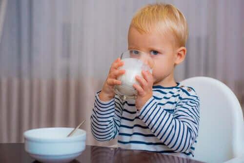 Die richtige Babymilch ab dem ersten Lebensjahr