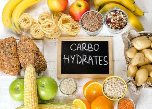 sind Kohlenhydrate - Beispiele