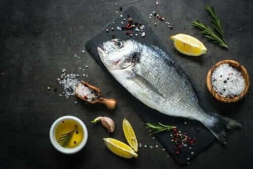 Abendessen während der Schwangerschaft - Fisch