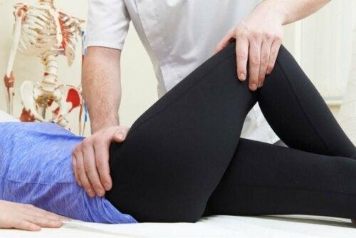 Hüftschleimbeutelentzündung - Physiotherapie
