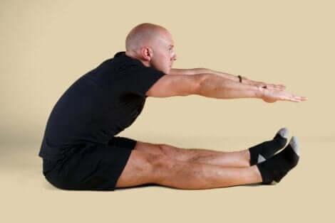 Pilates kann einfach zu Hause durchgeführt werden