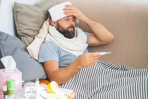 Normale Körpertemperatur oder Fieber?