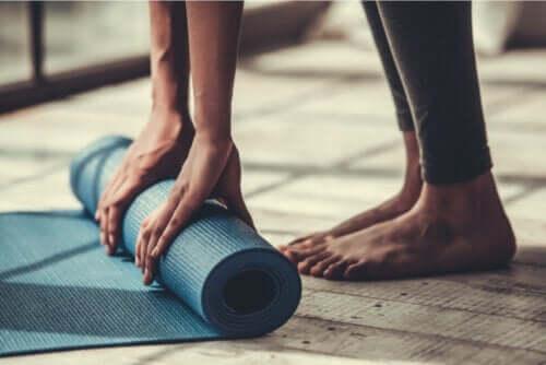 Pilates für Anfänger: 4 einfache Übungen