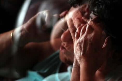 Cortisol wird in stressigen Situationen abgesondert