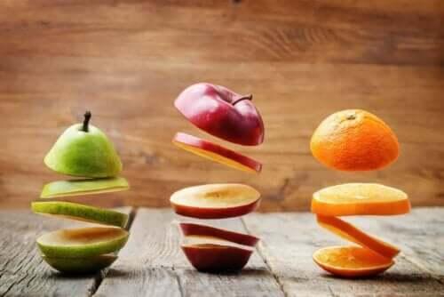 Die Fruktose in Obst eine gesunde Alternative zu Haushaltszucker