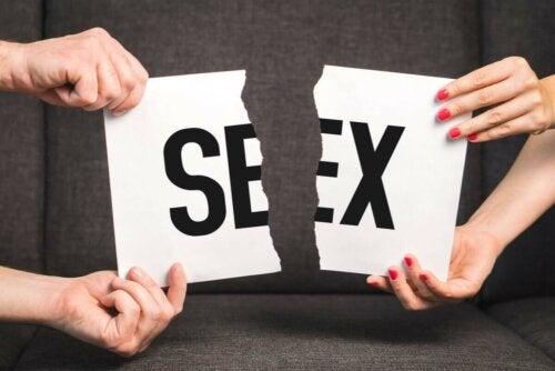 Dyspareunie - gestörtes Sexualleben