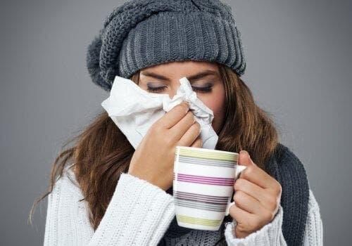 Volkskrankheiten Erkältung