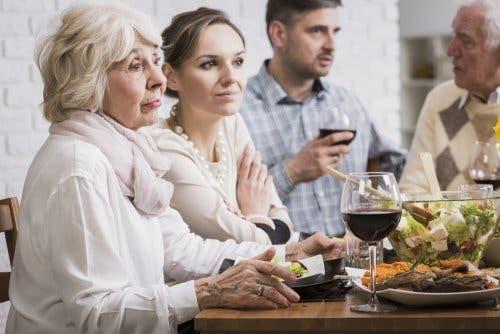 Schwiegereltern - Familienessen