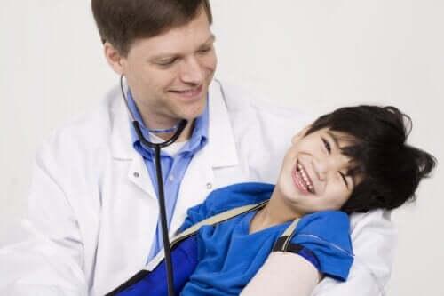 Welche Arten von Zerebralparese gibt es?